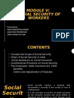MODULE V SOCIAL SECURITY CONCEPT.pptx