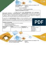 Guía de Actividades y rubrica de evaluación -Fase 4 Experimentación Activa.docx