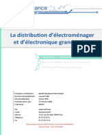 Distribution Electoménager Et Electronique