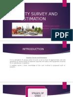 quantity survey estimation.pptx