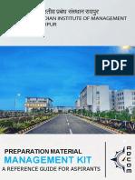 MANAGEMENT KIT IIM Raipur.pdf
