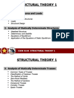 CIEN 3144 Structural Theory 1