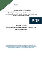 plan dissemination