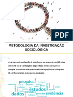 Metodologias da investigação sociológica_LEYA.ppt