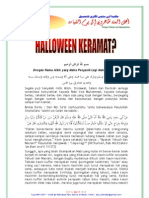 HALLOWEEN KERAMAT PDF