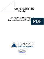 AN043-SPI vs Step Direction