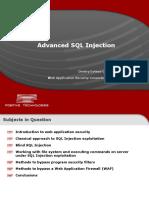 Pt Devteev Advanced SQL Injection Eng 091118184202 Phpapp02