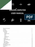 DrumComputer_Manual English