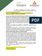 TGP - 2°E 3° SEMESTRE 2020 - Discussão sobre a implantação de processos de gestão e controle na área pública.