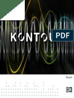 KONTOUR Manual English