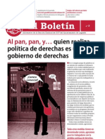 Boletin Nº 3 UGT