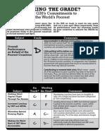Jubilee G20 Report Card 2010 Short