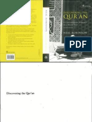 Quran by Prof Neal Robinson | Surah | Quran