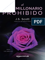 El Multimillonario Prohibido - J. S. Scott