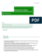Mineral Water Enterprises- Spain