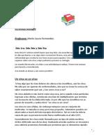 Biología 2do Act. 1 Laura Fernandez