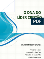 O DNA  DO LÍDER.ppt