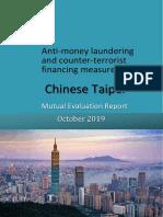 APG-Mutual-Evaluation-Report-Chinese-Taipei - October 2019.pdf