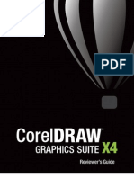 Coreldraw Graphics Suite x4 Reviewers Guide