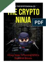 The Crypto Ninja