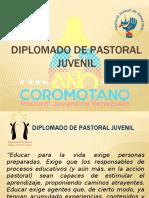 Diplomado de pastoral Juvenil