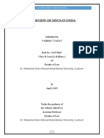 OVERVIEW OF MNCS IN INDIA.doc