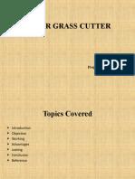 grass cutter.ppt
