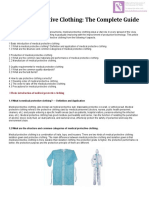 Medical Protective Clothing - The Complete Guide