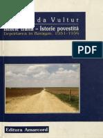 Istorie Traita - Istorie Povestita - Deportarea in Baragan - Smaranda Vultur