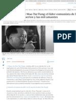 La vida secreta de Mao Tse-Tung