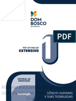 Sociologia (vol. 1) - Dom Bosco