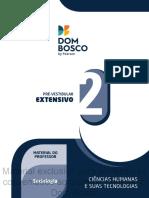 Sociologia (vol. 2) - Dom Bosco