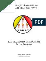 REGULAMENTO DE EXAMA DANGAY - 2020