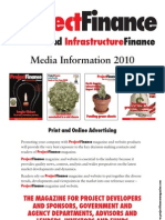 Project Finance Media Information 2010 v1