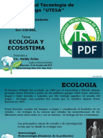 Educacion Medio Ambiente - Presentacion Power Point