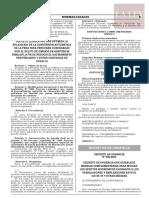Decreto de Urgencia N.º 038-2020