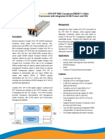 187-04001-04 OTN Tunable XFP 10Gb- Product Datasheet.pdf