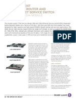 ALCA LUCENT 7750 SERVICE ROUTER AND 7450 ETHERNET SERVICE SWITCH INTEGRATED MEDIA MODULE.pdf
