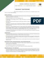 UN Innovative Finance Fact Sheet
