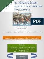 Las civilizaciones Maya, Azteca e Inca - Javier Rivas