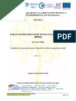 PPTP de RRHH - Gestión Aduanera 18.01.2019