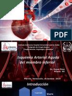 isquemia Arterial
