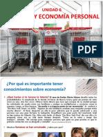 Presentación Unidad 6_ Consumo y economía personal