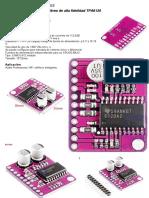 Amplificador auriculares TPA6112.docx