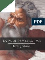 La agonía y el éxtasis, de Irving Stone