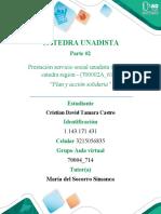 Plan de accion solidaria_Programa De Prevención De Consumo De Sustancias Psicoactivas con niños y jóvenes del barrio Rosario_grupo_70004_714_Cristian Támara.docx