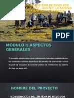 diapositivas proyecto I.PRIMER INFORME