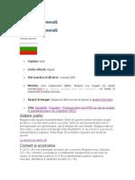 Prezentarea generală a Bulgariei ca membru al UE