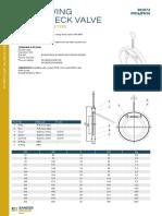 Swing Check Valve (DN350) Meson 305072.pdf
