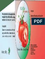 Label Krim Tomat Fix